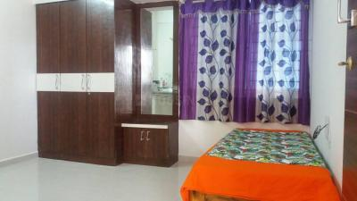 Gallery Cover Image of 450 Sq.ft 1 RK Apartment for rent in Whitefield for 13000