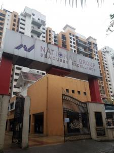 Gallery Cover Image of 1700 Sq.ft 3 BHK Apartment for rent in Seawoods for 45000
