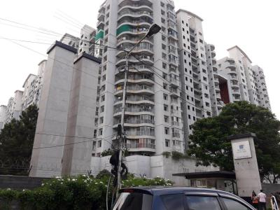 Gallery Cover Image of 1640 Sq.ft 3 BHK Apartment for rent in Rajajinagar for 125000