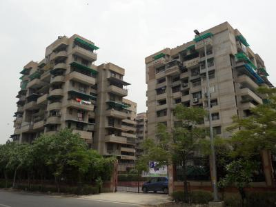 Gallery Cover Image of 2200 Sq.ft 4 BHK Apartment for rent in Sector 19 Dwarka for 33000
