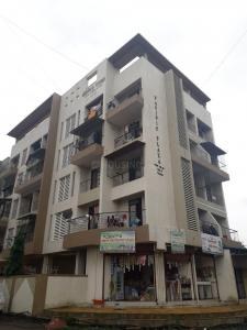 Gallery Cover Image of 650 Sq.ft 1 BHK Apartment for rent in Taloje for 5000