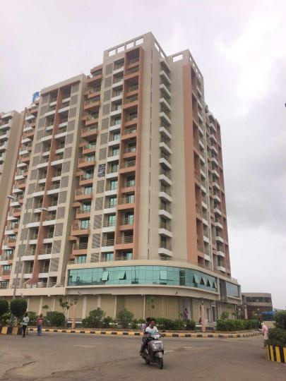 Building Image of 680 Sq.ft 1 BHK Apartment for buy in Poonam Park View, Virar West for 3700000