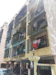 Gallery Cover Image of 960 Sq.ft 2 BHK Apartment for rent in Crystal Residency, Kopar Khairane for 25000