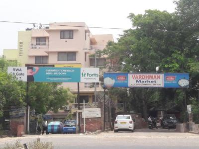 Gallery Cover Image of 1900 Sq.ft 3 BHK Independent Floor for rent in Vasant Kunj for 51000