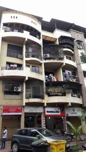 Gallery Cover Image of 700 Sq.ft 1 BHK Apartment for rent in Kharghar for 14000
