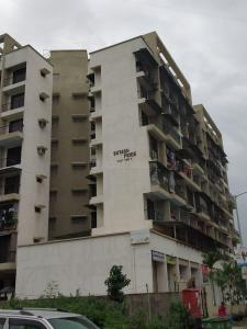 Gallery Cover Image of 900 Sq.ft 1 BHK Apartment for rent in Ulwe for 7500