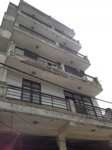 Gallery Cover Image of 500 Sq.ft 1 BHK Independent Floor for rent in Chhattarpur for 5000