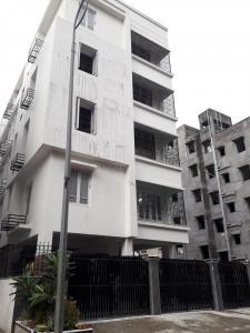 Gallery Cover Image of 800 Sq.ft 1 BHK Independent House for rent in Baguiati for 10000