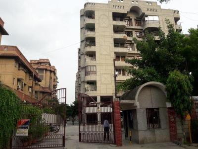 Gallery Cover Image of 1600 Sq.ft 3 BHK Apartment for rent in Sector 5 Dwarka for 32000