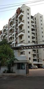 Gallery Cover Image of 980 Sq.ft 2 BHK Apartment for rent in Dhanori for 19000
