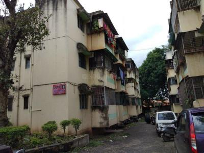Gallery Cover Image of 650 Sq.ft 1 RK Apartment for rent in Vishrantwadi for 8500