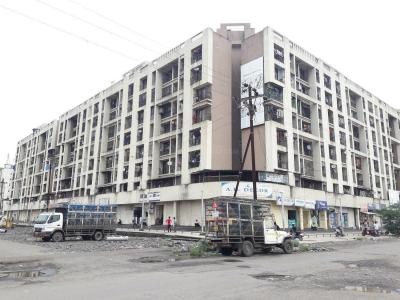 Gallery Cover Image of 560 Sq.ft 1 BHK Apartment for rent in Mumbra for 12000