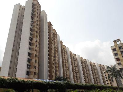 Gallery Cover Image of 1098 Sq.ft 3 BHK Apartment for rent in Nilje Gaon for 15000