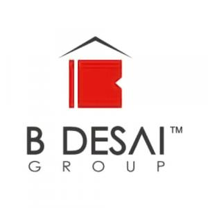B Desai Group logo