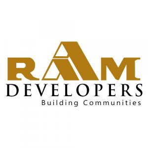 Raam Developers logo