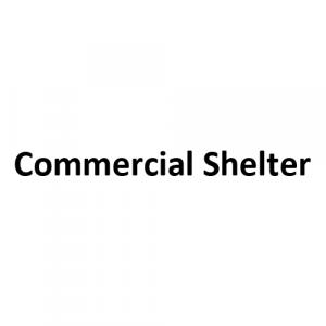 Commercial Shelter logo
