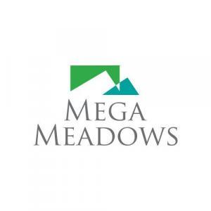 Mega Meadows logo