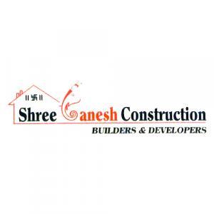 Shree Ganesha Construction logo