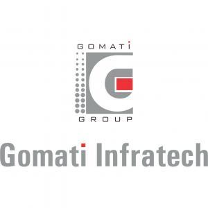 Gomati Infratech logo