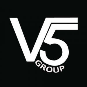 V5 Group logo