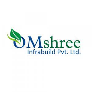 Om Shree Infrabuild logo
