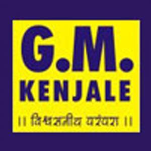 G.M. Kenjale logo