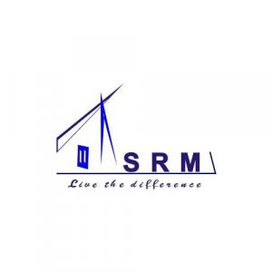 SRM Builders logo