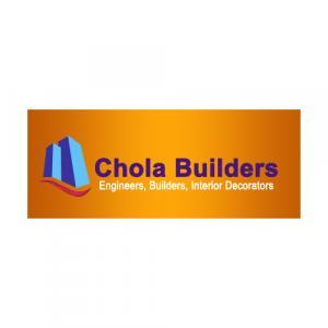 Chola Builders logo
