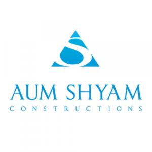 Aum Shyam Construction logo