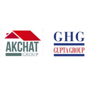 Akchat Laxmi Garden logo