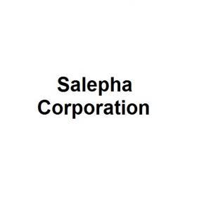 Salepha Corporation logo