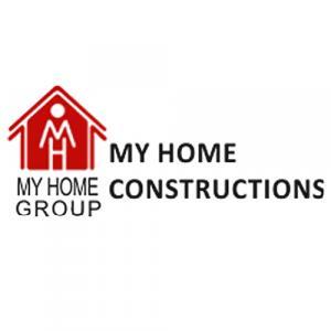 My Home Constructions Pvt. Ltd. logo