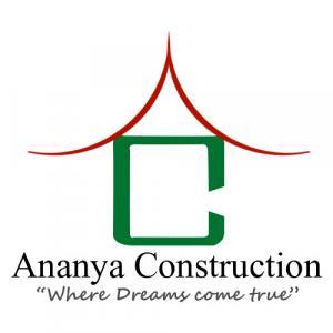 Ananya Construction logo