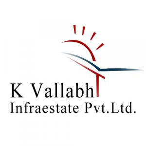 K Vallabh Infraestate Pvt. Ltd. logo