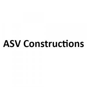 ASV Constructions logo