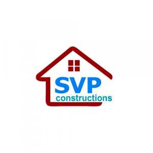 SVP Constructions logo