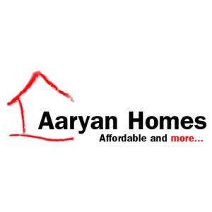 Aaryan Homes logo