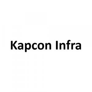 Kapcon Infra logo
