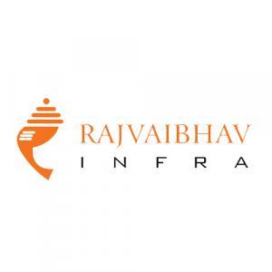 Rajvaibhav Infra logo