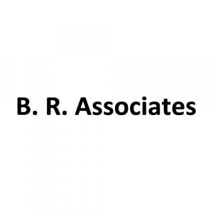 B. R. Associates logo