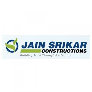 Jain Srikar Constructions logo