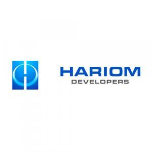 Hariom Developers logo