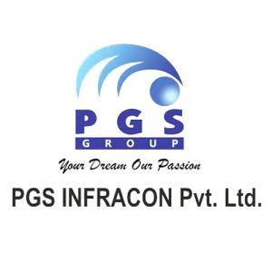 PGS Infracon Pvt ltd logo