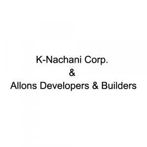 K-Nachani Corp. & Allons Developers & Builders logo
