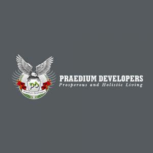 Praedium Developers logo