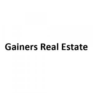 Gainers Real Estate logo