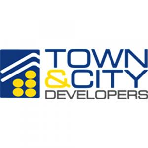 Town & City Developers logo