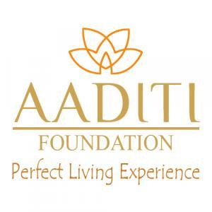Aaditi Foundation logo