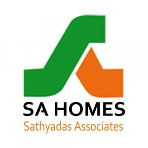 SA Homes logo