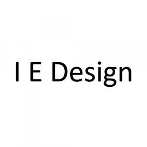 I E Design logo